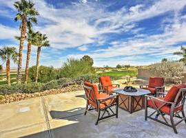 Cozy Borrego Springs Home at Rams Hill Golf Course, hotel in Borrego Springs
