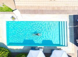 Villa arka, hotel in Liyidhés