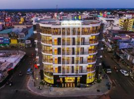 Quốc Thanh Hotel, accessible hotel in Long Khanh