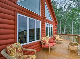 Gilford Family Home - 5 Min to Lake Winnipesaukee!, hotel in Gilford