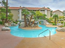 Las Vegas Condo Just Minutes from the Strip!, pet-friendly hotel in Las Vegas