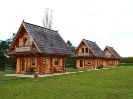 La Clé Des Champs, cabin in Biltzheim