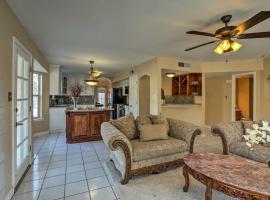 Lavish El Paso Home with Mountain Views - Near Golf!, vacation rental in El Paso