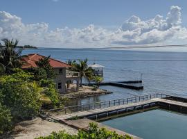 Coral View Beach Resort, hotel in Utila