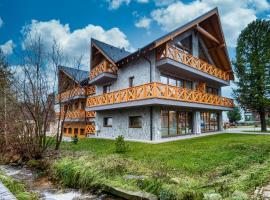 Apartmán Alexander, apartmán v Tatranskej Lomnici