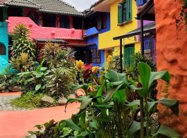 CasKaffeSu Hotel and Restaurant Mindo, hotel em Mindo