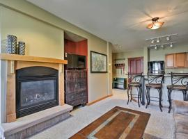 Ski-In and Out Zephyr Mtn Lodge Condo with Hot Tub Access, hotel in Winter Park
