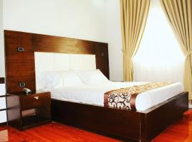 Afro legacy hotel, hotel in Addis Ababa