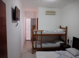 Hotel Sol do Pernambuco, hotel no Guarujá
