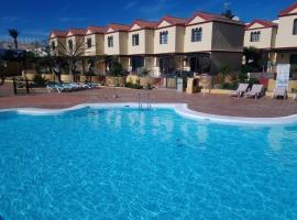 fuerte blue – apartament w mieście Costa Calma