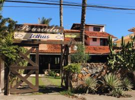 Pousada Icthus, family hotel in Cabo Frio