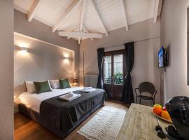 White Hills Suites & Spa, apartment in Arachova