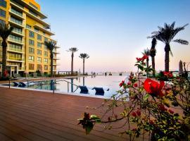 Beach Front Sea View Apartment Families Only, hotel near Dragon City Bahrain, Muharraq