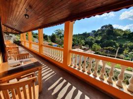 Hotel do Parque - Cunha, hotel in Cunha