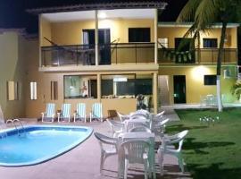 Pousada Gamela do Maragogi, hotel with pools in Maragogi