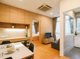 Thanksgiving Serviced Residence, apartment in Singapore