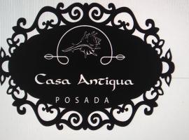 Casa Antigua, inn in Tecolutla