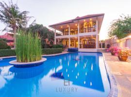 4 Bedroom Pool Villa In Great Location CV4 ค็อทเทจในหัวหิน