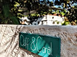 Cliff & Coral, pet-friendly hotel in Varkala