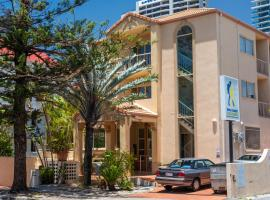 Gold Coast Hostel, hostel in Gold Coast