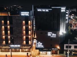 광주에 위치한 호텔 더솔호텔