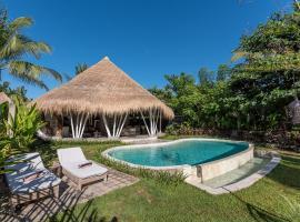 Villa Nova, villa in Tanjung