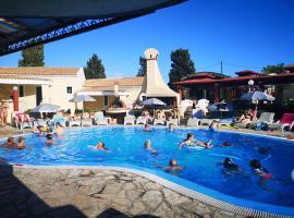 Mediterranean Blue, hotel di Kavos