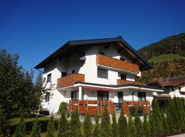 Apart Pfister, golf hotel in Aschau