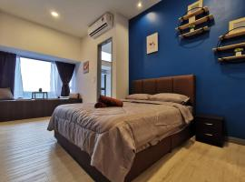 Thermospace Imperio A-17-19 Melaka City, serviced apartment in Malacca
