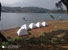 Bhandardra King Surrya no 1 Camping, luxury tent in Shendi