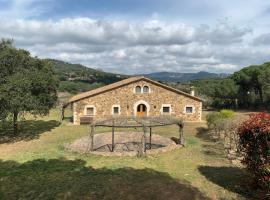 AMAZING Typical House with Swimming Pool, villa in Sant Feliu de Guíxols