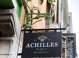 B&B Achilles, B&B in Gent