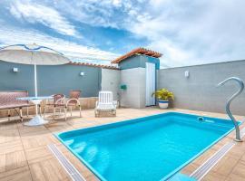 Pousada Canto Da Praia, hotel in Anchieta