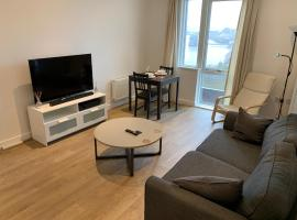 beautiful 1 bed appartment near GREENWICH 02, hotel in London