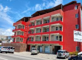Escuna Praia Hotel, hotel in Maceió