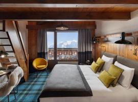 Chalet Alpen Valley, Mont-Blanc, hôtel à Combloux près de: Remontée mécanique Mont d'Arbois