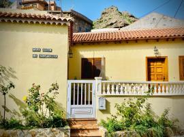 Casa rural La Encantadora, hotel cerca de Parque Nacional de Garajonay, Vallehermoso