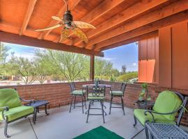 Charming Tucson Apartment with Patio and Desert Views!, apartment in Tucson