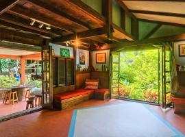 Cocoa Cottages, hotel en Roseau