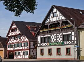 Hotel Engel, hotel in zona Aeroporto di Baden - FKB,