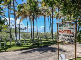 Cururupe Praia Hotel, hotel near Ilheus Port, Ilhéus