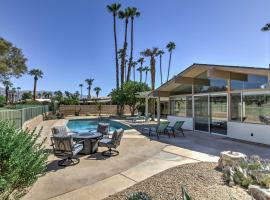 Luxury 3BR Borrego Springs Home with Pool and View!, hotel in Borrego Springs