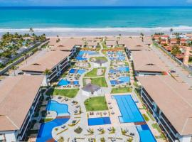 Cupe Beach Living Beira Mar, hotel near Compensa Port, Porto De Galinhas
