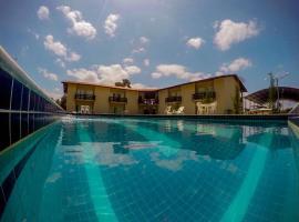 Portal do Sol Lençóis Pousada, accessible hotel in Barreirinhas