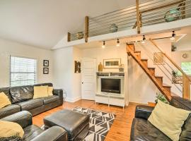 St. Elmo Cottage near DT Chattanooga & Wild Trails, vacation rental in Chattanooga