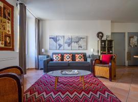 Appartement Segurane, hotel near Garibaldi Square, Nice