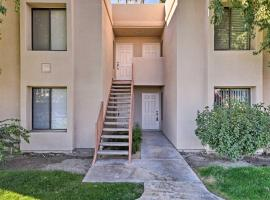 Palm Springs Area Condo with Pool and Tennis Access!, hotel in Cathedral City