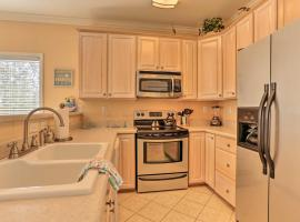 Chic Waterfront Pensacola Condo with Pool and Dock!, vacation rental in Pensacola