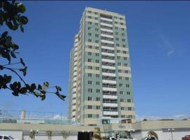 Solaris Residencial Clube 1601 de Frente Para o Mar, apartment in Ilhéus