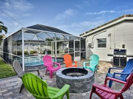 Pet-Friendly Home with Pool - Walk to Cocoa Beach!, vacation rental in Cocoa Beach